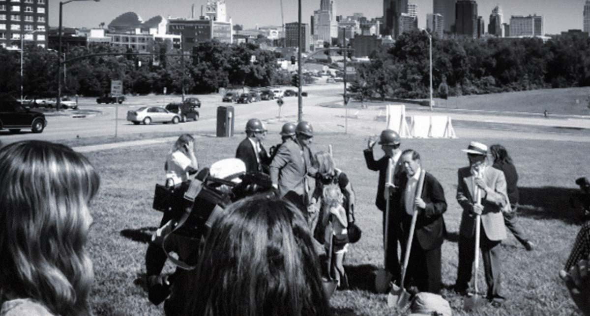 The Hyatt Skywalk Memorial Groundbreaking