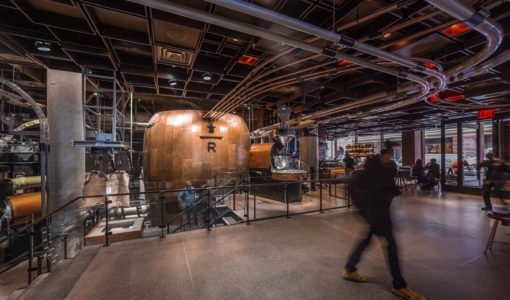 Starbucks Reserve New York Roastery