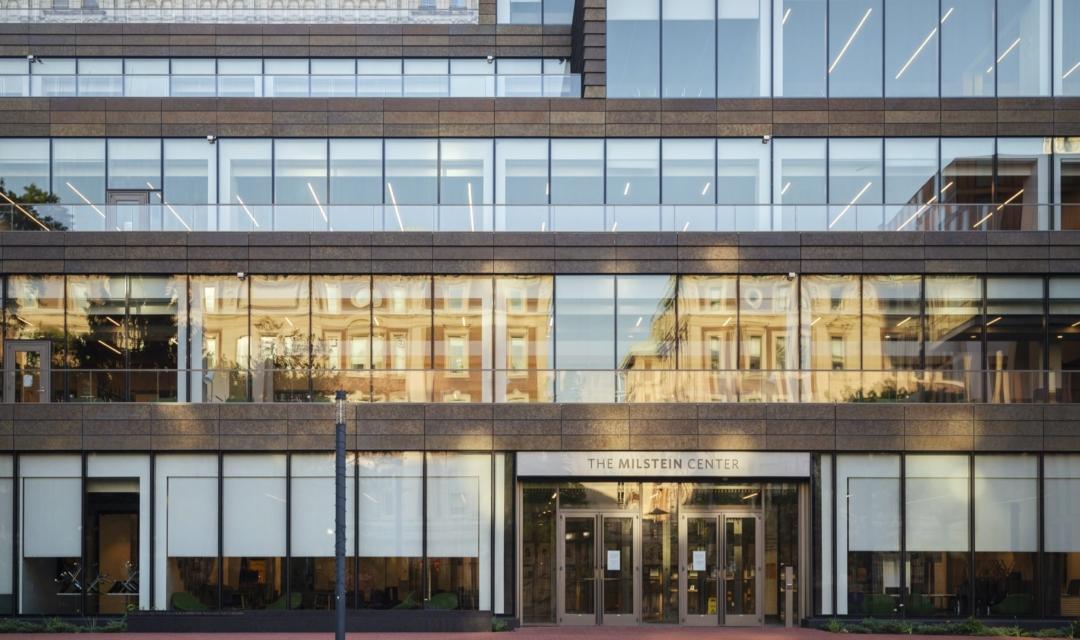 Barnard College Exterior Facade