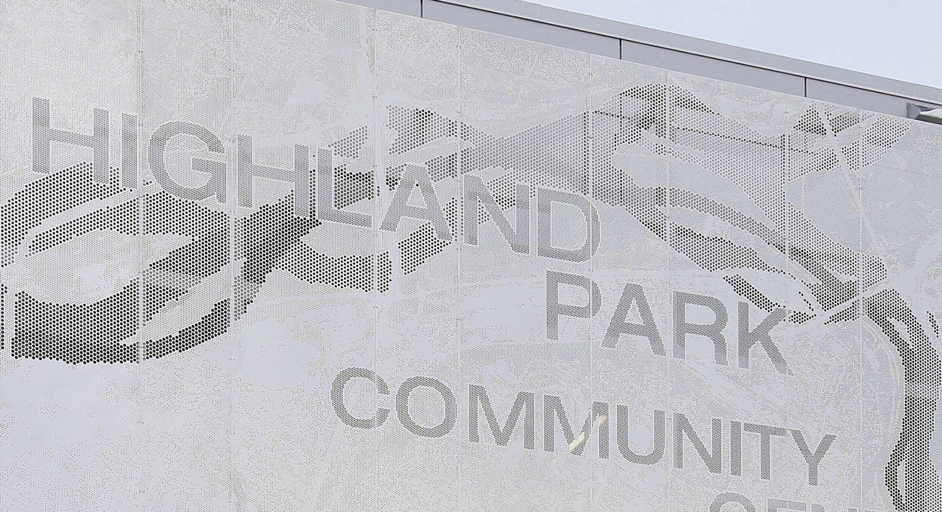 Highland Park Community Center.
