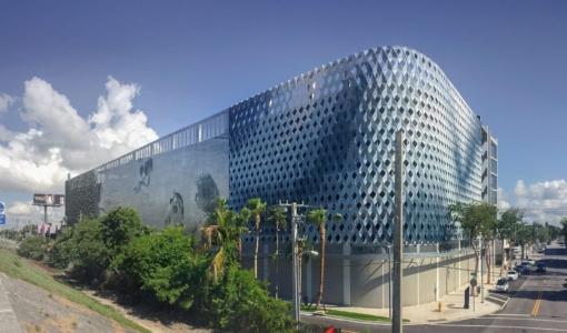 Miami Design District City View Garage