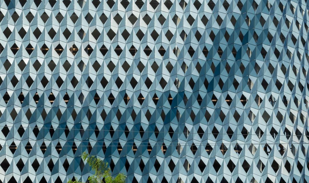 Photo of IwamotoScott Facade for the Miami Design District City View Garage