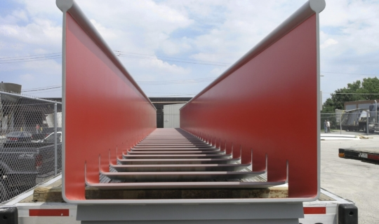 Photo of Juilliard Staircase designed by Diller Scofidio + Renfro