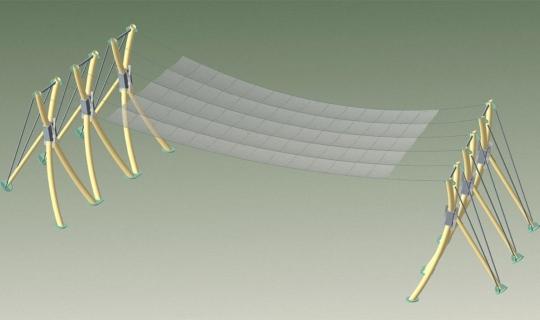 Noisette CAD rendering