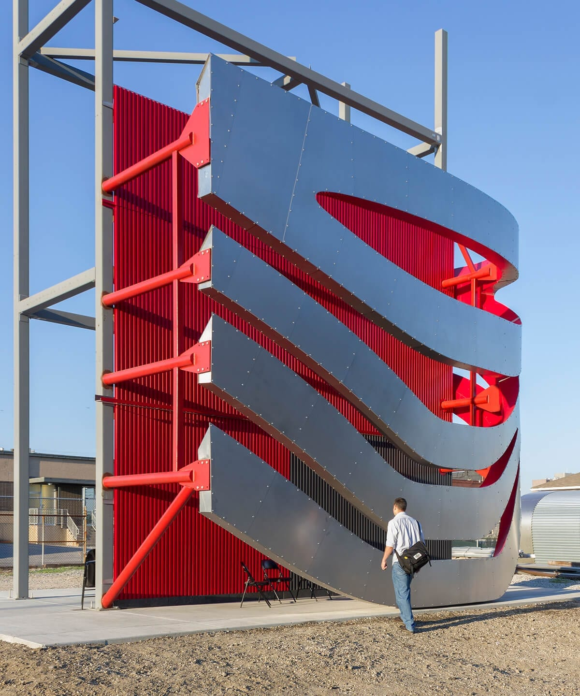 Design Assist Mockup for the Petersen Automotive Museum.