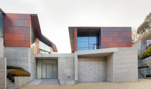 The Daeyang Gallery and House