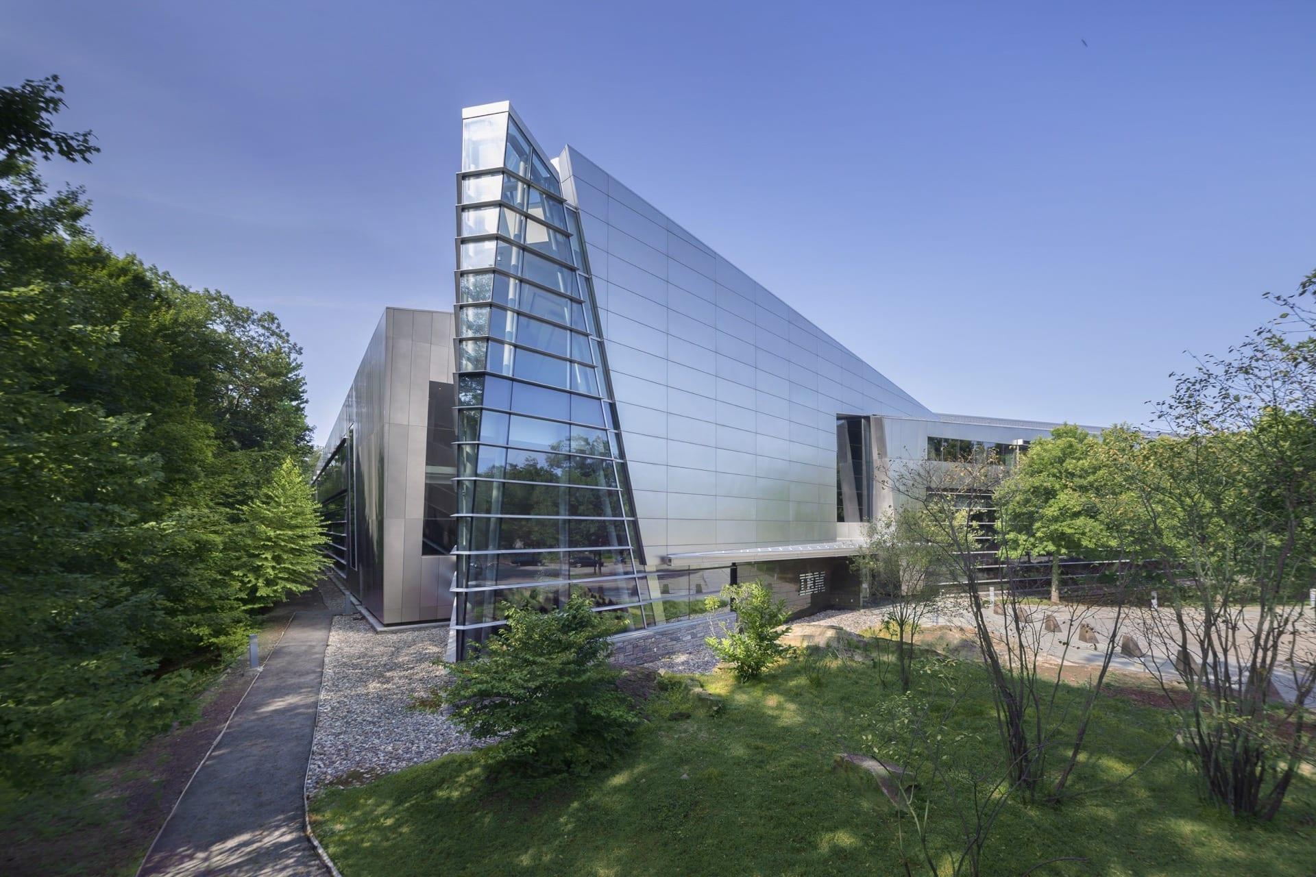 IBM Headquarters at Armonk, New York.