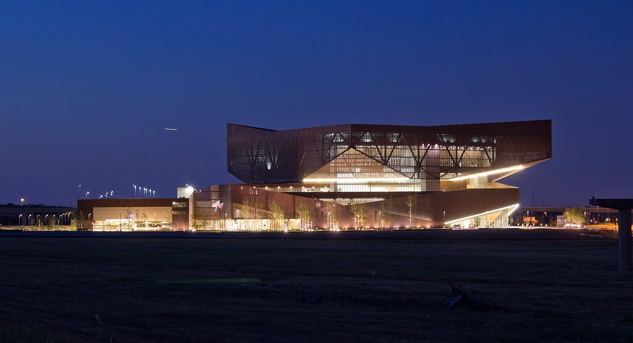 Irving Convention Center at (ICC).