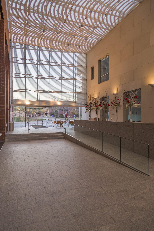 Atrium for the Nerman Museum of Contemporary Art.