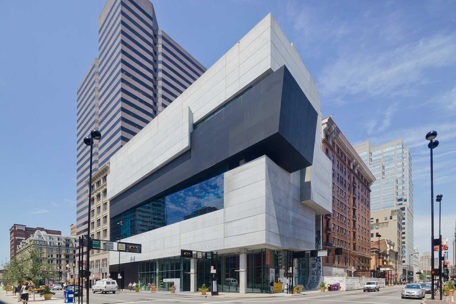 The Lois & Richard Rosenthal Center for Contemporary Art.