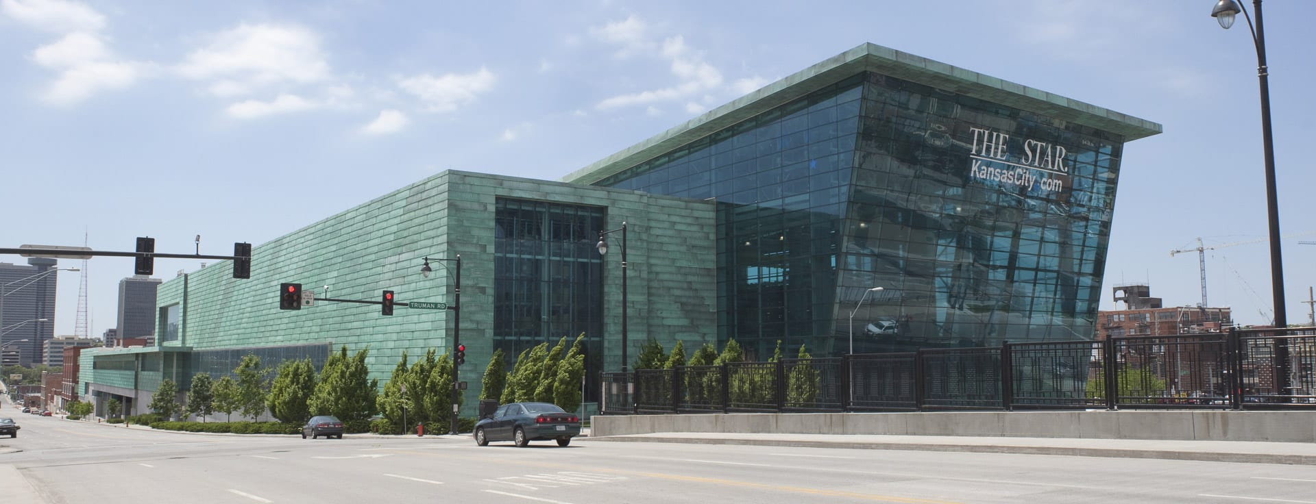 The Kansas City Star Production Facility.