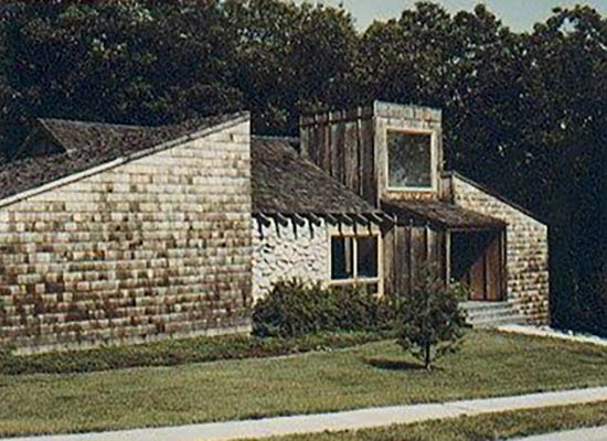 The Gaines Residence before Renovation