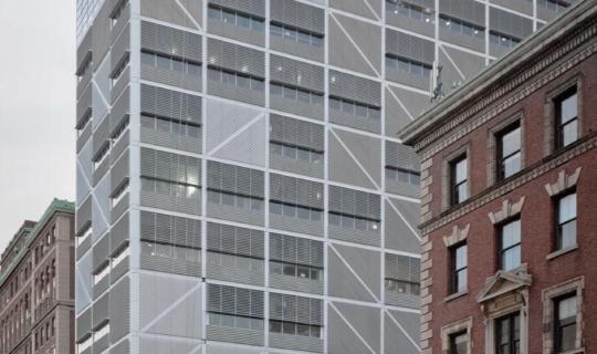 Photo of Columbia University Northwest Corner Building