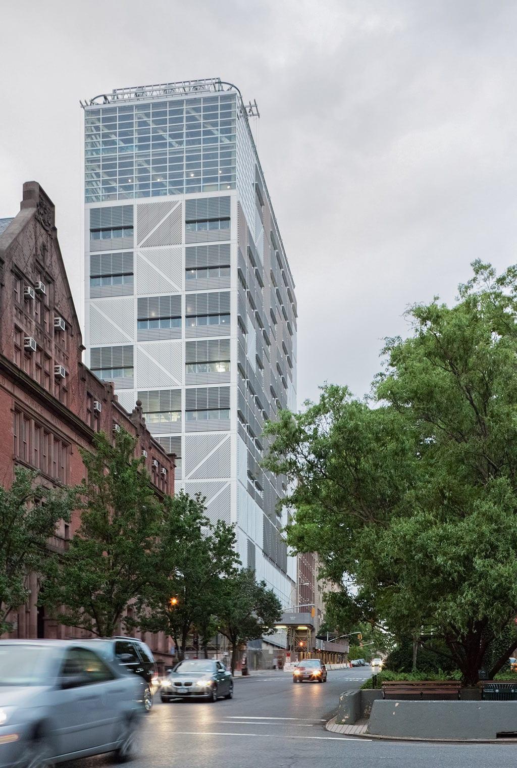 Columbia University Northwest Corner Building.