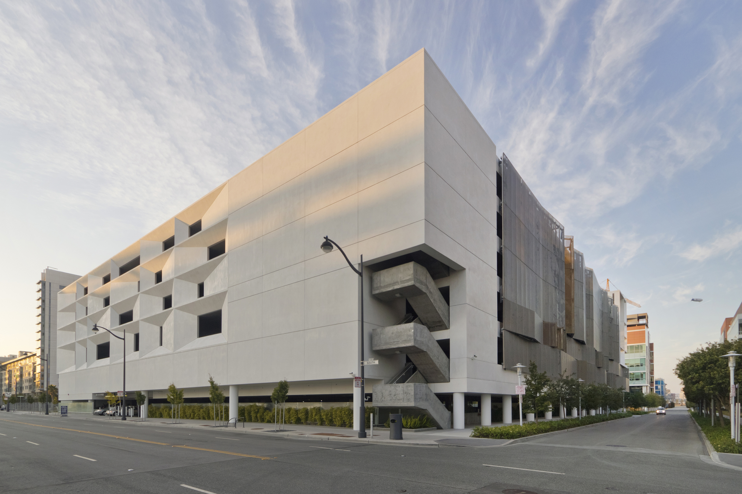 Mission Bay Block 27 Parking Structure at Alexandria.