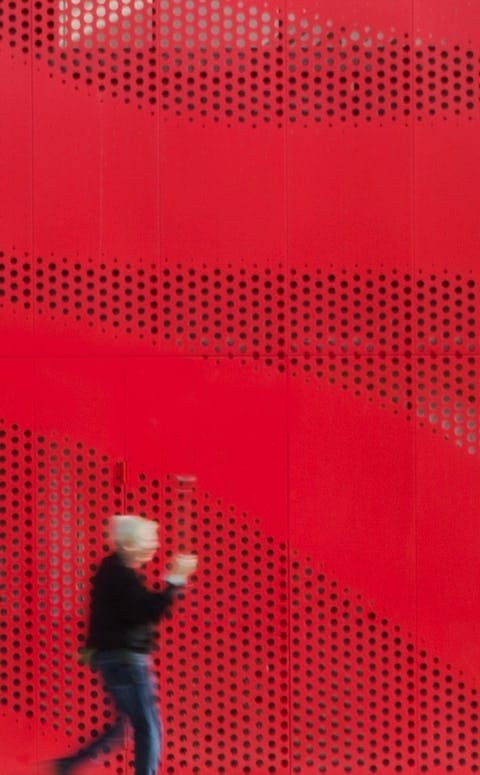 PETERSEN, PAINTED AND PERFORATED ALUMINUM.