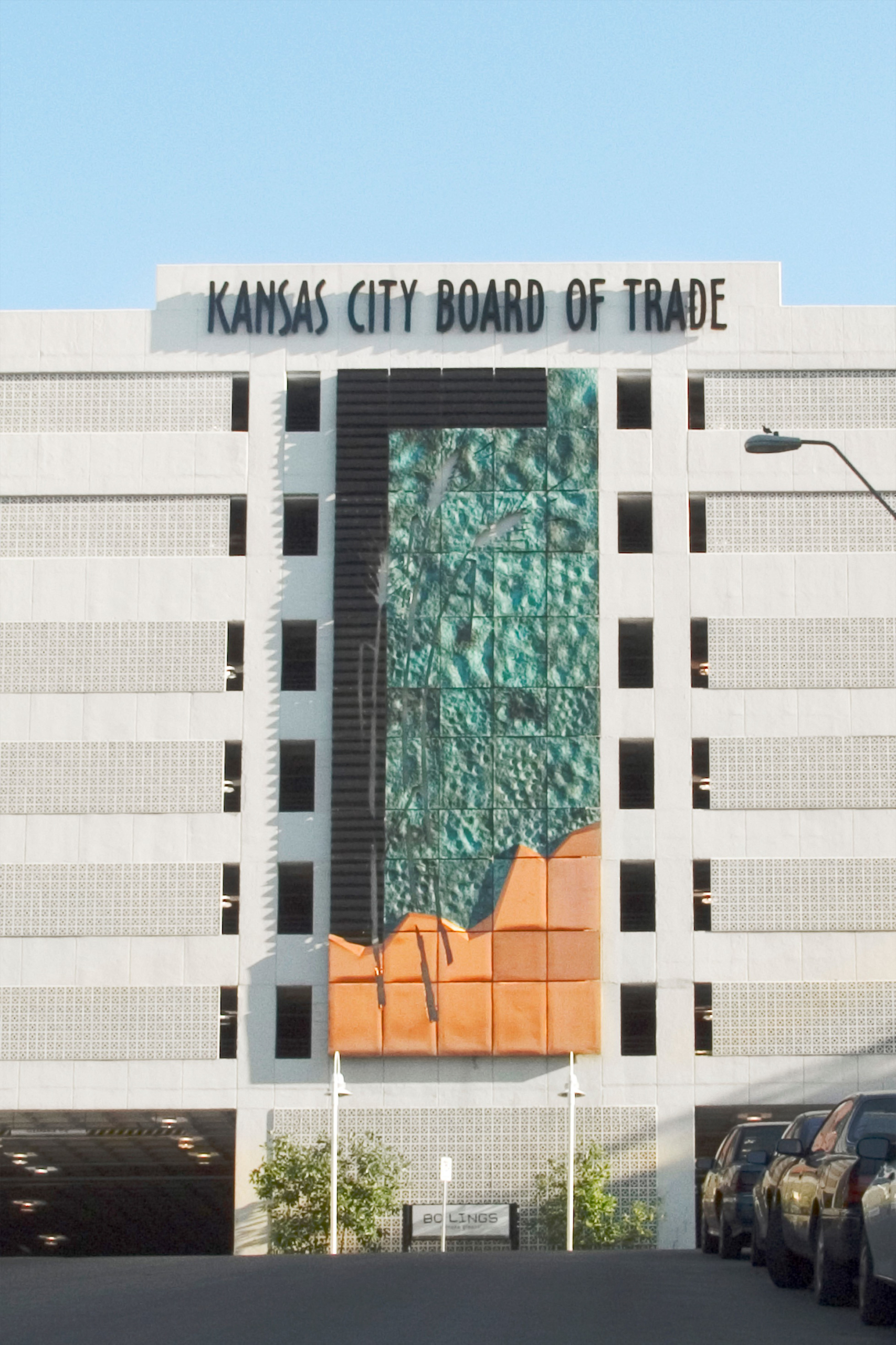 Heartland Harvest at the Kansas City Board of Trade.