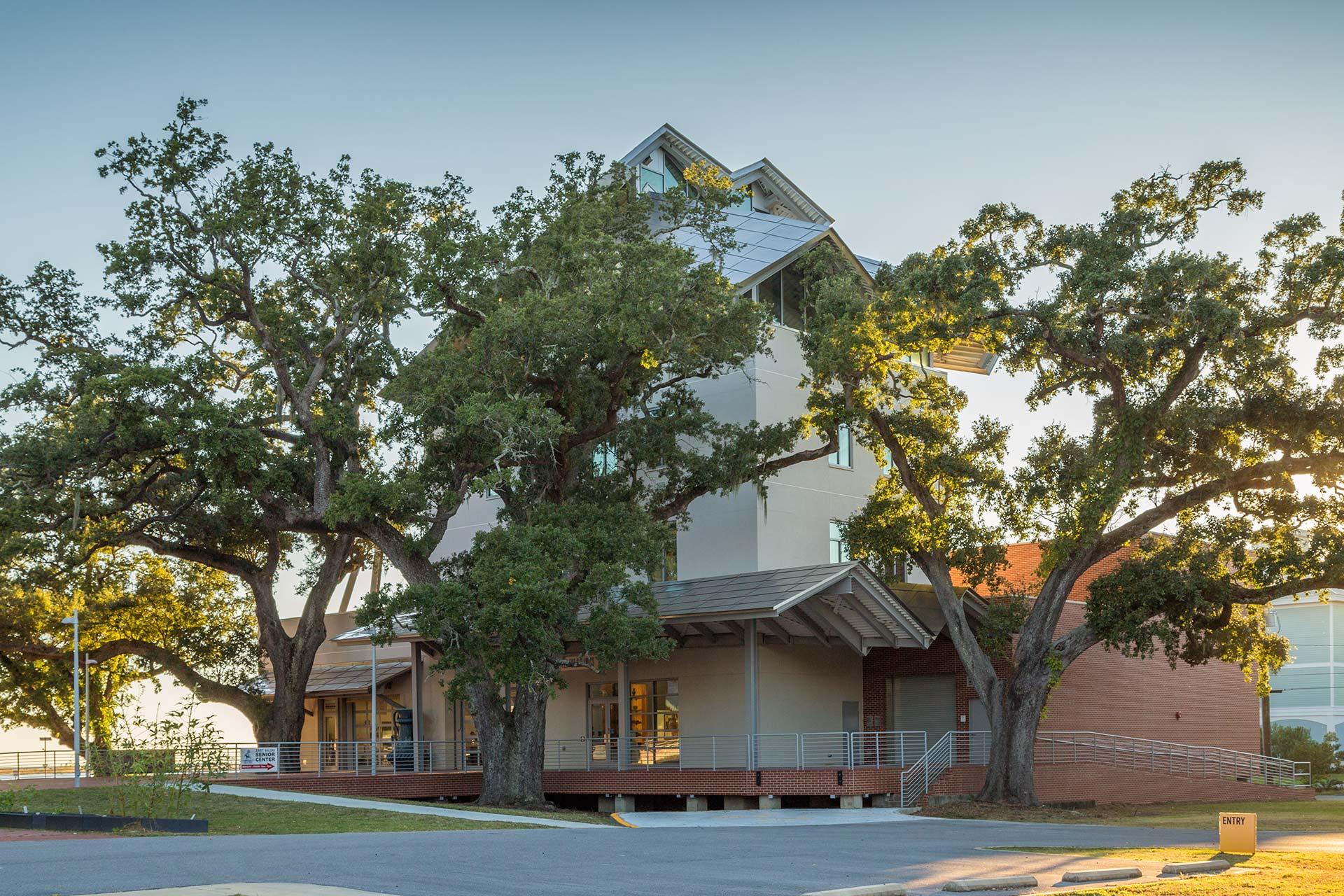 Ohr-O'Keefe Museum Ceramics Studio in Biloxi, Mississippi.